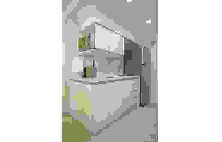Cozinha Integarada Cozinhas modernas por fpr Studio Moderno