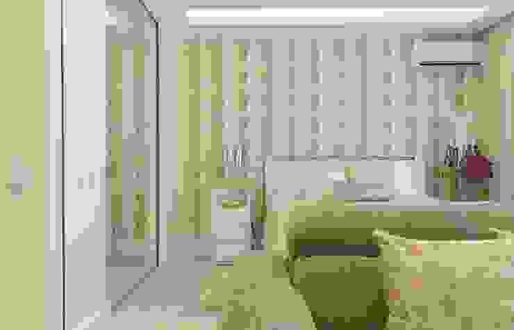 Quarto Casal Quartos modernos por fpr Studio Moderno