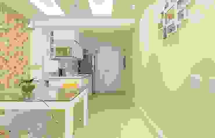 Cozinha Integrada Salas de jantar modernas por fpr Studio Moderno
