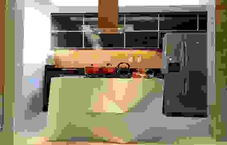 Cozinha Integrada: Cozinhas  por fpr Studio