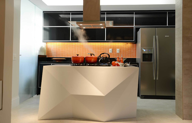 Cocinas de estilo moderno de fpr Studio Moderno