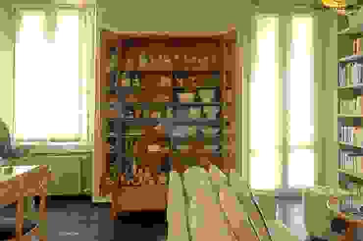 Casa Nadine, stile in low cost! di studiodonizelli Moderno