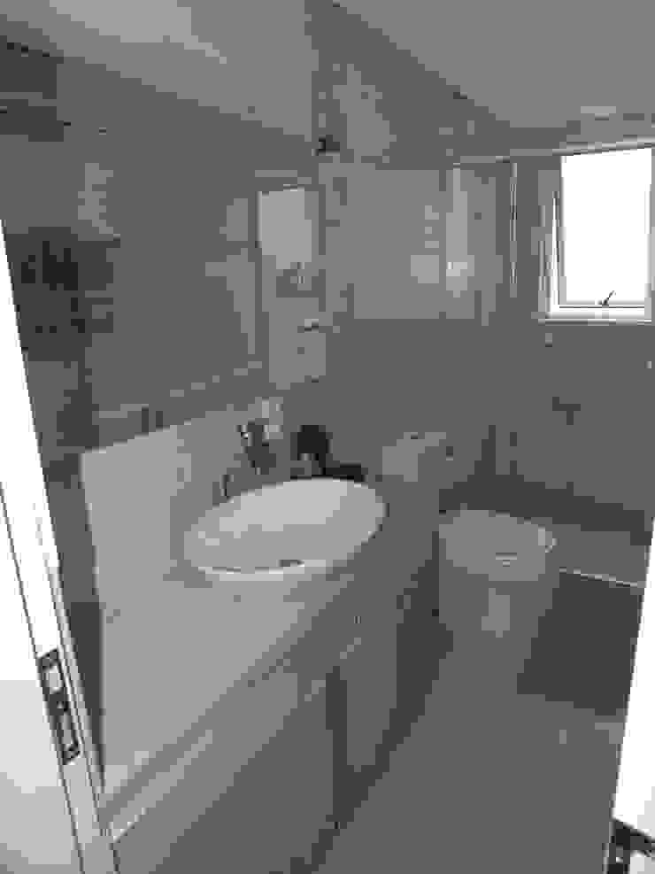 Banheiro suite Arketing Identidade e Ambiente Banheiros clássicos