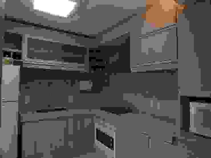 Cozinha Arketing Identidade e Ambiente Cozinhas clássicas
