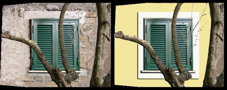 Classic style windows & doors by Adriano Palmarini Architetto Classic
