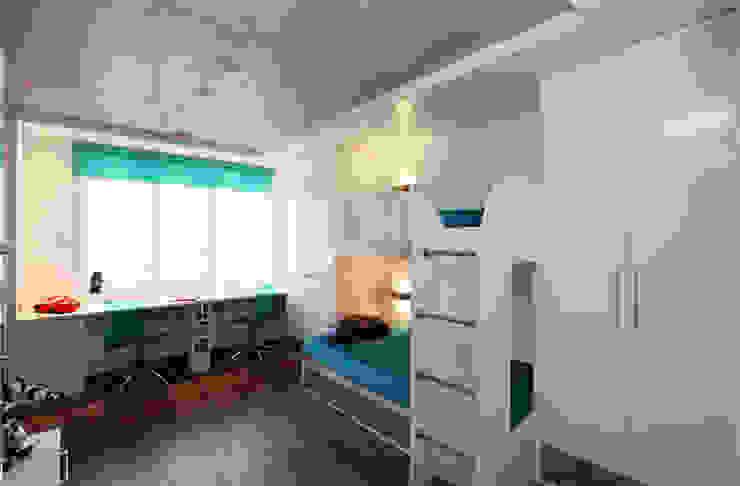 От дизайн проекта до готового объекта Детская комнатa в стиле минимализм от LD design Минимализм