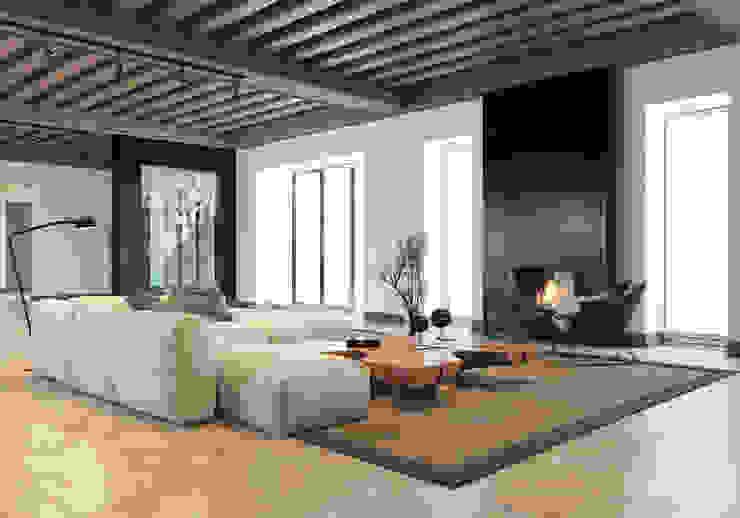 Pfayfer Fradina Design Living room
