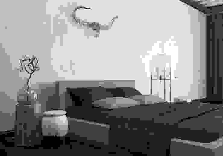 Pfayfer Fradina Design Scandinavian style bedroom