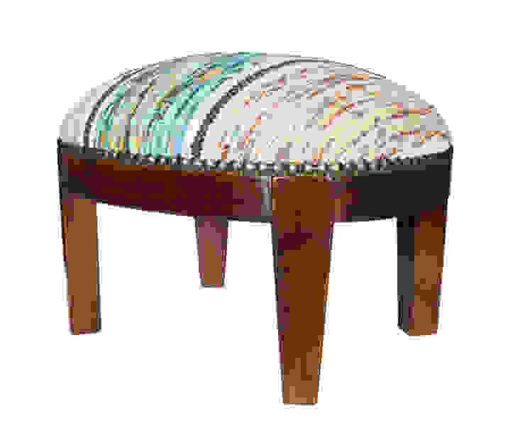 Melek Orıental Carpets & Accessorıes – Kilim Footstool: modern tarz , Modern