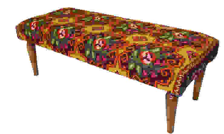 Paisajismo de interiores de estilo  de Melek Orıental Carpets & Accessorıes,