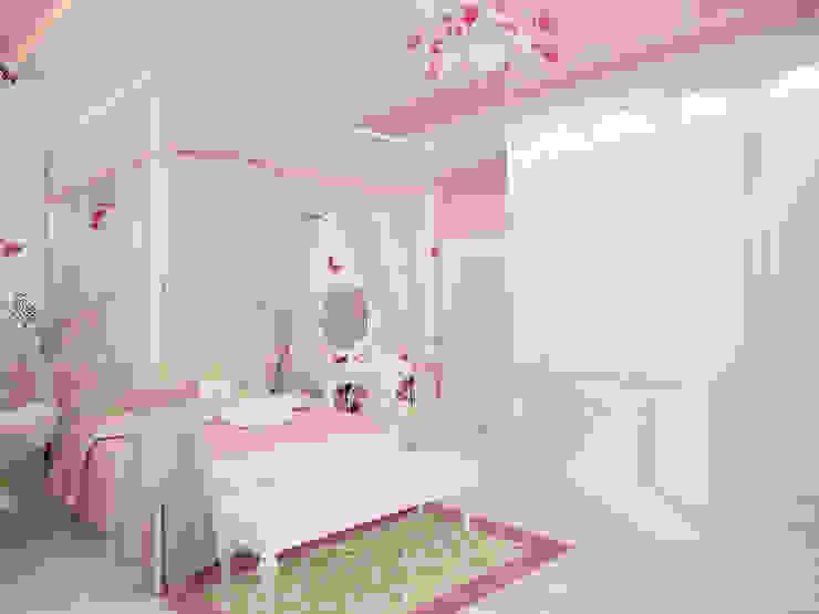 Дом Детская комнатa в классическом стиле от Мастерская дизайна ЭГО Классический