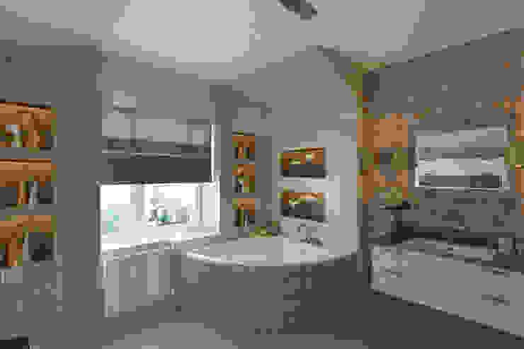 Дом Ванная комната в стиле модерн от Мастерская дизайна ЭГО Модерн