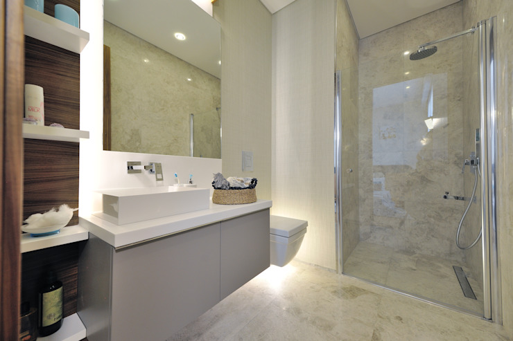 THEATRON Modern Banyo Voltaj Tasarım Modern