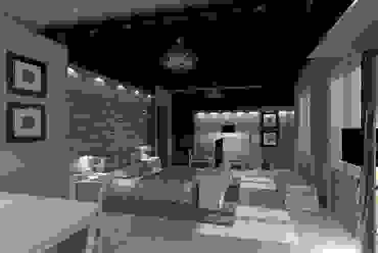 Мастерская дизайна ЭГО Dormitorios modernos