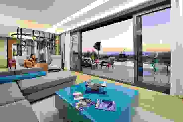 Salas modernas de Voltaj Tasarım Moderno