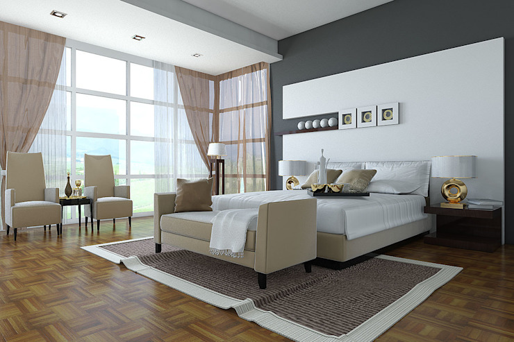 Ysk Dekorasyon – YATAK ODASI TASARIM DEKORASYON : minimalist tarz , Minimalist