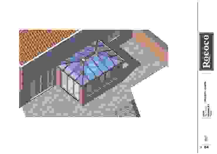 Traditional Garden Room Project de ROCOCO Moderno