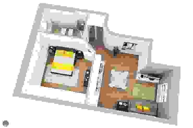 Progettare casa di 40 mq 15 esempi fantastici per ispirarti for Progetti per ristrutturare casa