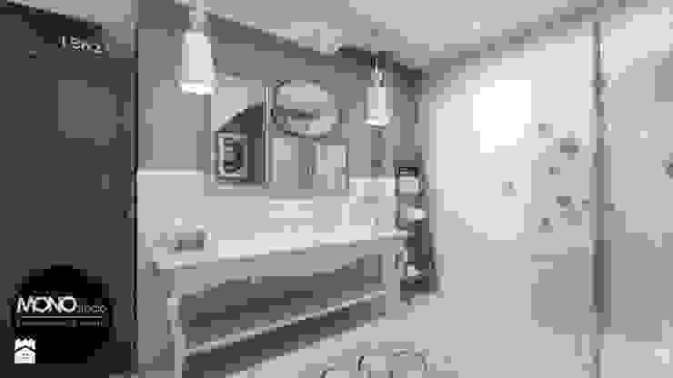Rustieke badkamers van MONOstudio Rustiek & Brocante