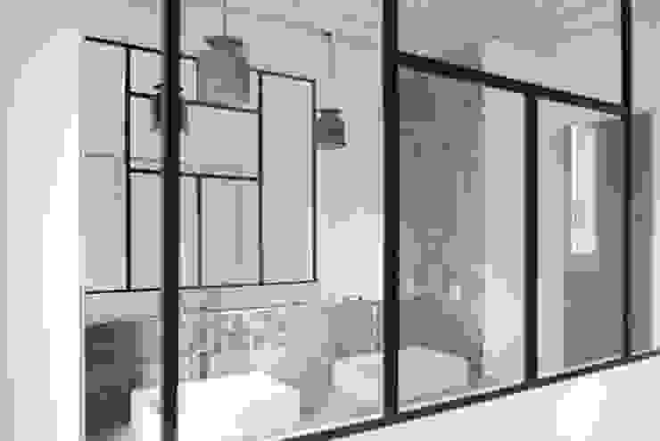 Yeme + Saunier Minimalist bedroom