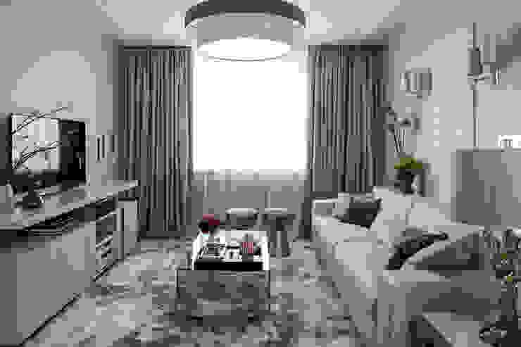 Barcelona Design:  tarz Oturma Odası,
