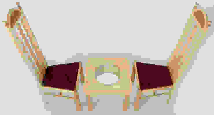 Conversation Peace 2 de Fine Furniture Ltd Moderno