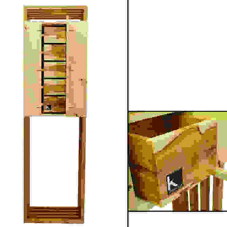 Volledig open: modern  door wilfred kalf, Modern