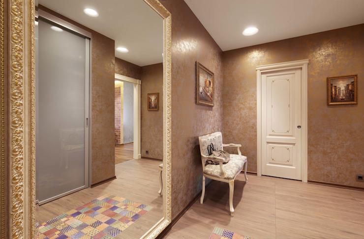 Corridor and hallway by homify, Eclectic