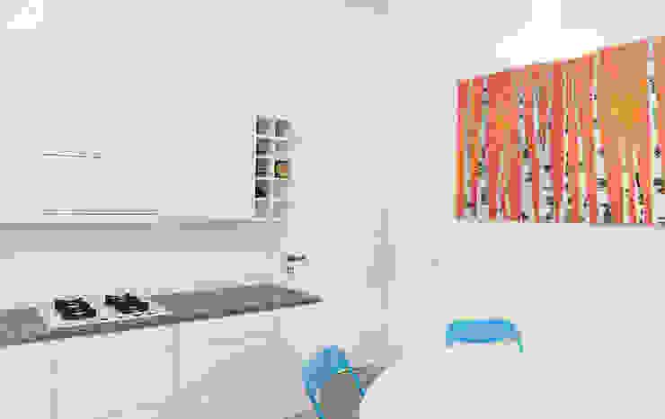 Projekty,  Kuchnia zaprojektowane przez homify,