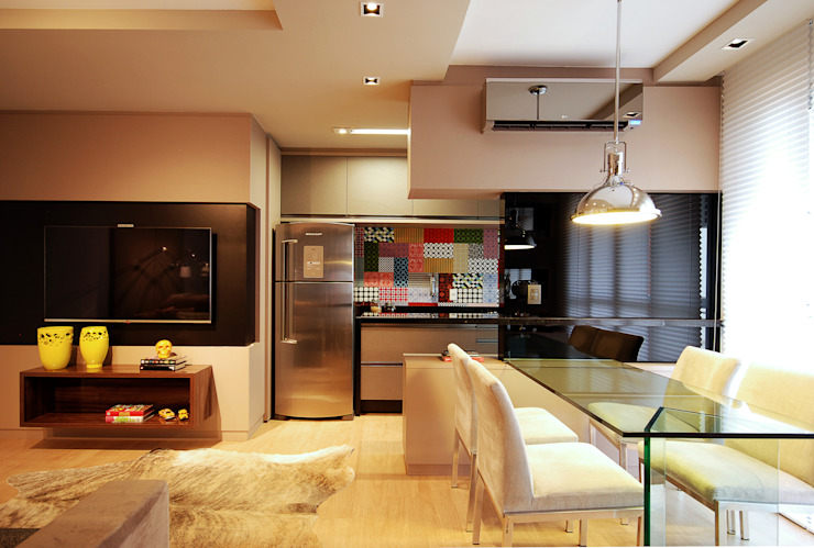 Neoarch Dapur Modern