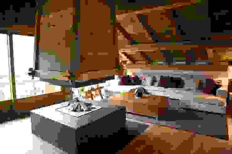 Kırsal Oturma Odası shep&kyles design Kırsal/Country