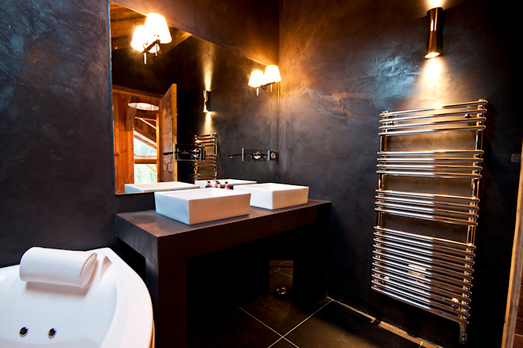 Country style bathroom by shep&kyles design Country
