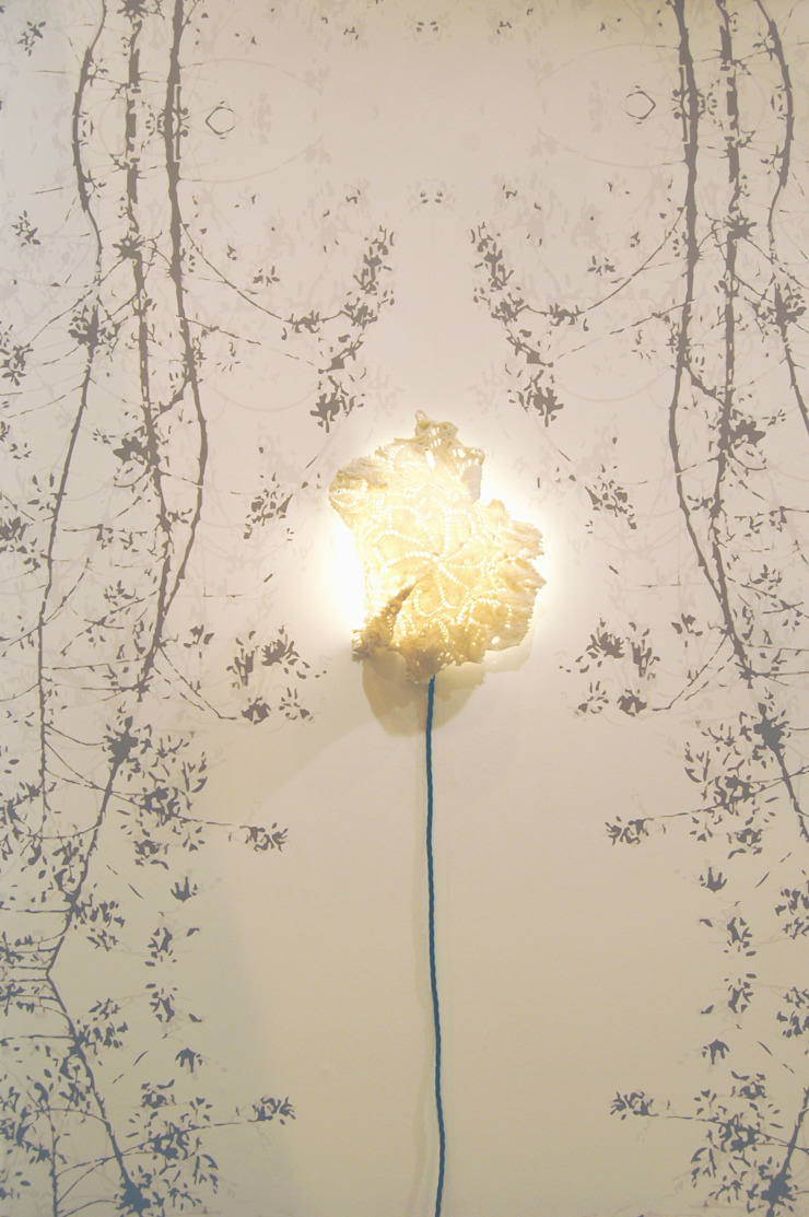 Hand made ceramic light : eclectic  by Tactile Wonderland, Eclectic