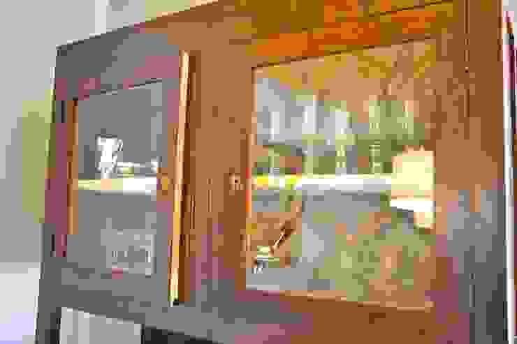 Restyling sala da pranzo Sala da pranzo moderna di Restyling Mobili di Raddi Federica Moderno