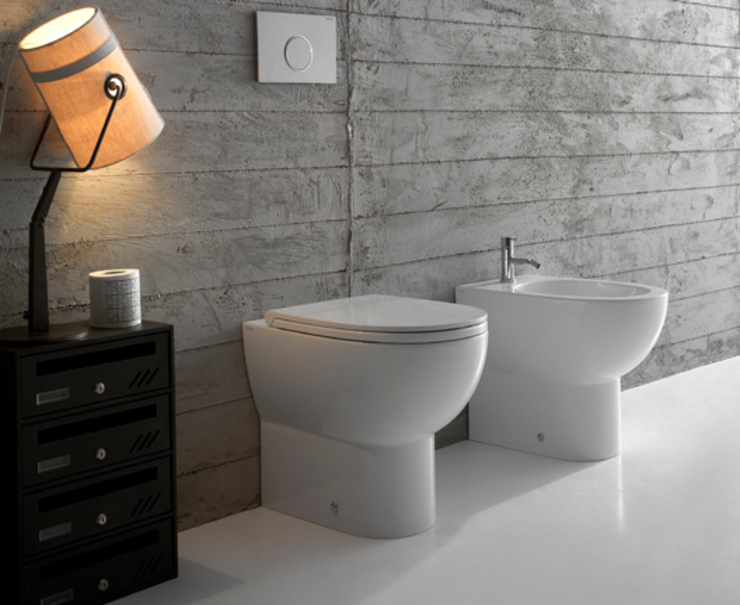 bagno chic BathroomToilets