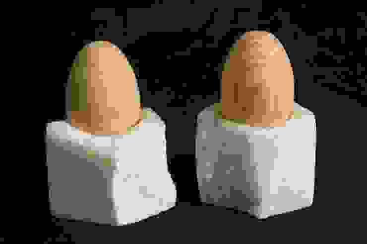 Decoration and utilities handmade of soapstone // Gebrauchskunst aus Speckstein, Treibholz u.a. Naturmaterialien von StoneSoftArt Minimalistisch