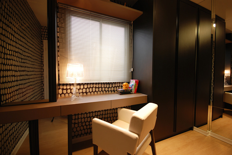 Neoarch Ruang Studi/Kantor Modern