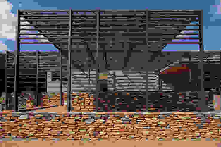 CASA DA FAZENDA Casas modernas por COSTAVERAS ARQUITETOS Moderno