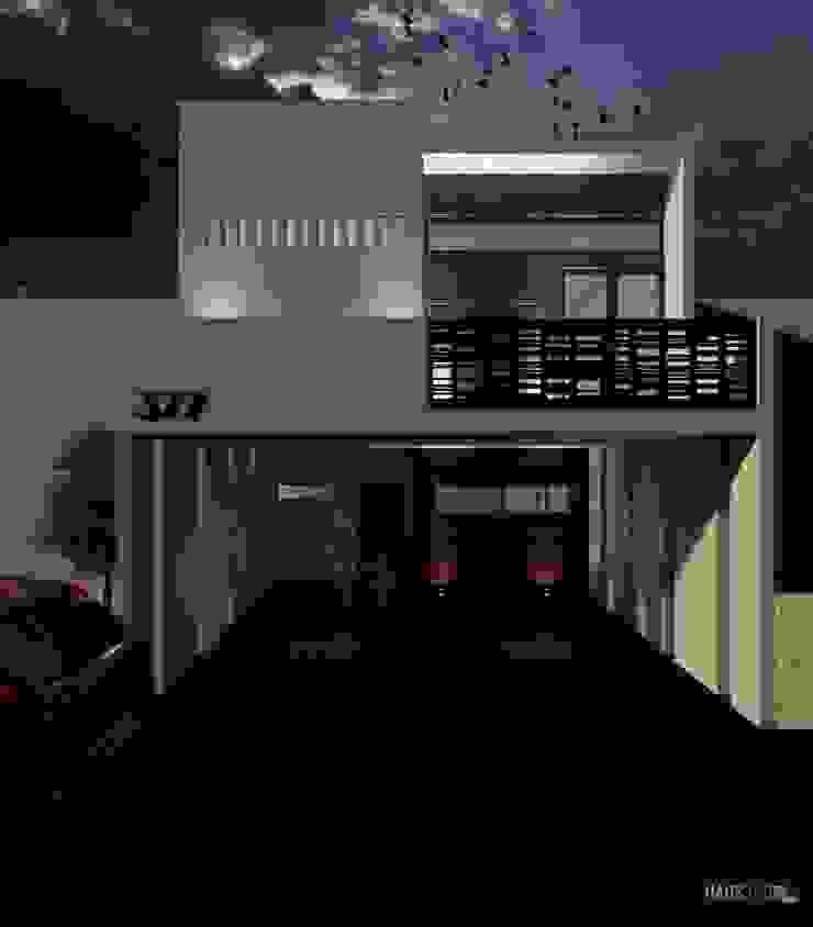 CASA RB Casas modernas de hausing arquitectura Moderno