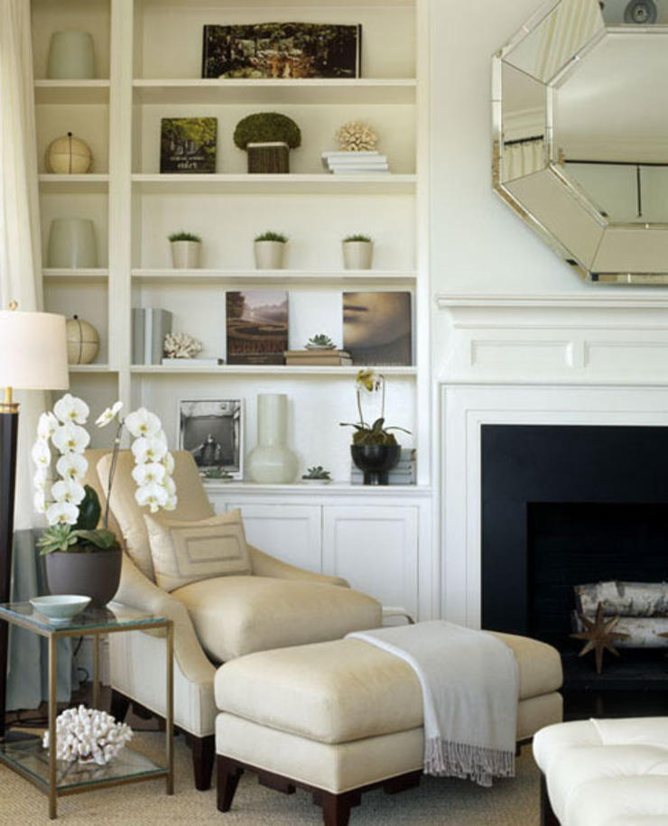 Drawing Room Classic style media room by Genius Loci Designs Classic