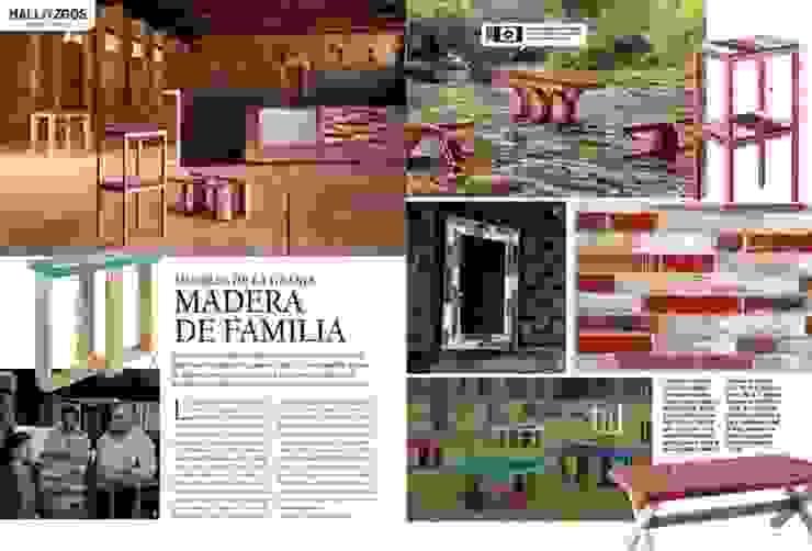 Prensa de MUEBLES DE LA GRANJA Moderno