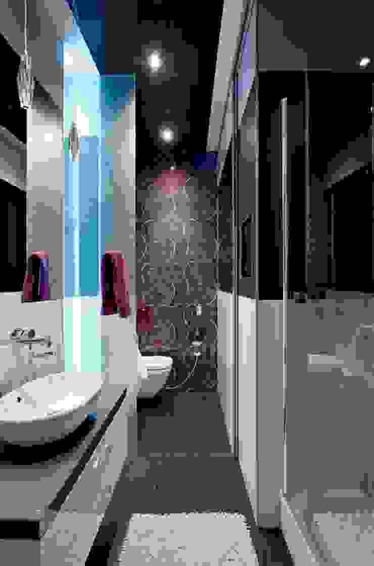 Санузел гостевой Ванная комната в стиле минимализм от Gorshkov design Минимализм