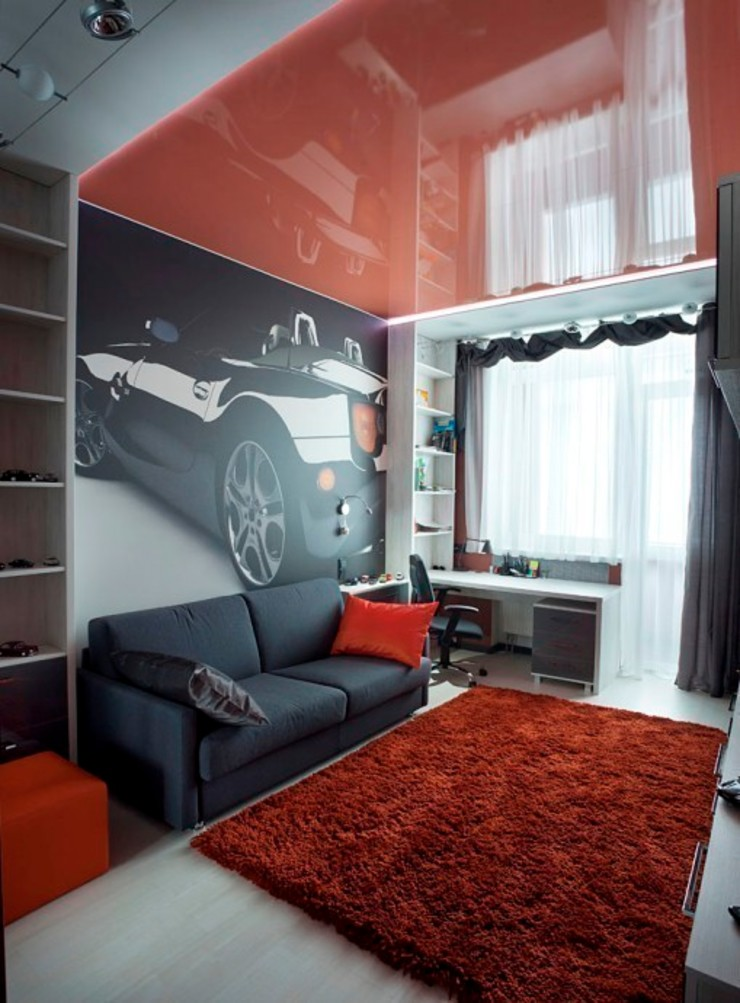 Детская комната Детская комнатa в стиле минимализм от Gorshkov design Минимализм