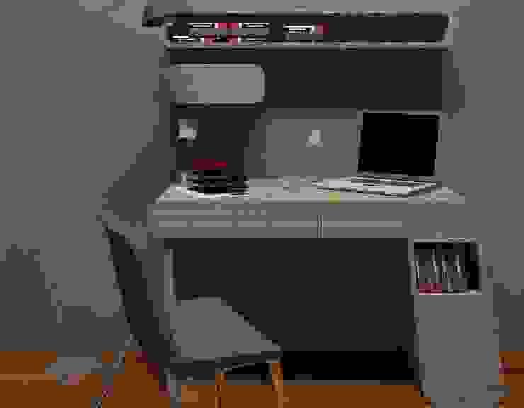 İki İç Mimar Study/officeDesks