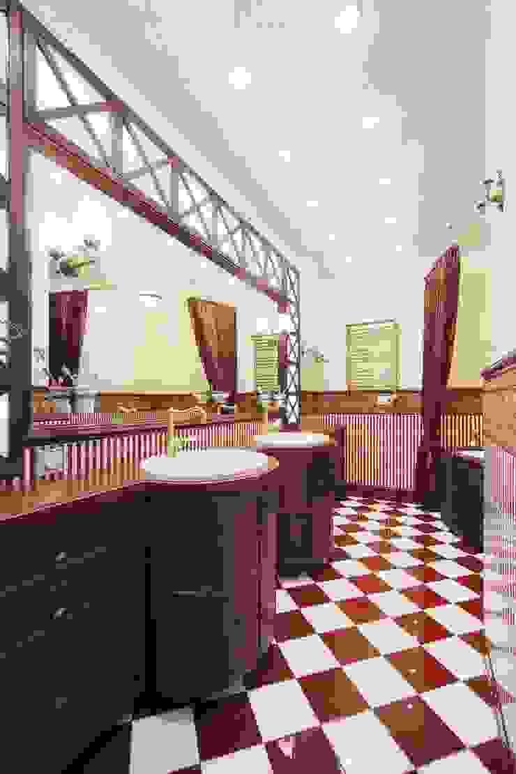 Галина Глебова Salle de bain coloniale
