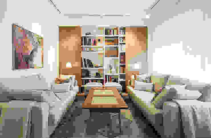 Sala de estar Salones de estilo clásico de DyD Interiorismo - Chelo Alcañíz Clásico