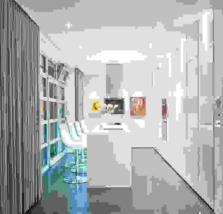 Islington Penthouse Minimalist kitchen by Urban Myth Minimalist