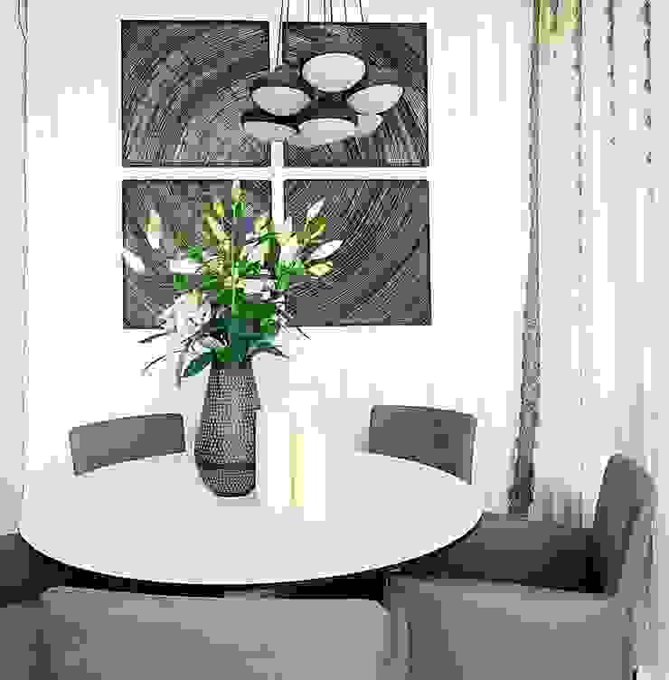 веранда Балконы и веранды в эклектичном стиле от Roomsbyme Эклектичный