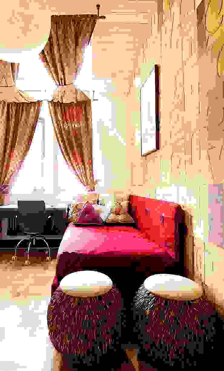 детская сына Детские комната в эклектичном стиле от Roomsbyme Эклектичный