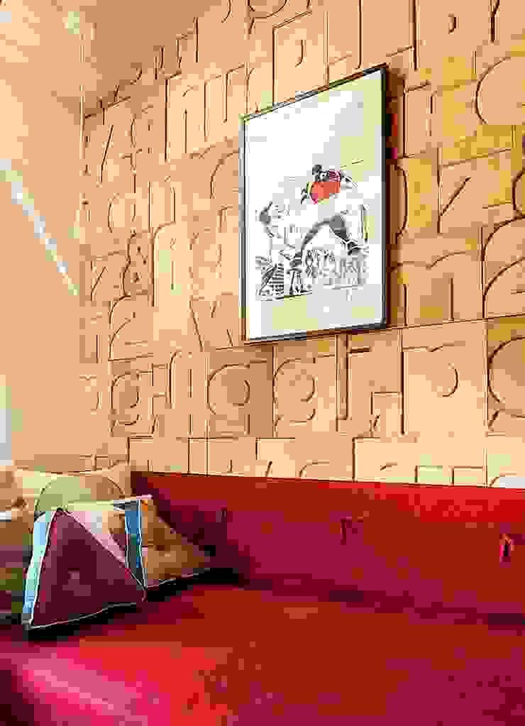 Новогорск 2 Детские комната в эклектичном стиле от Roomsbyme Эклектичный
